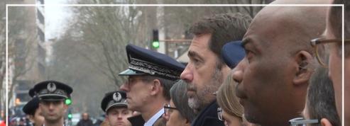 Cinq ans après l'assassinat de Clarissa Jean-Philippe, l'hommage de Castaner à Montrouge