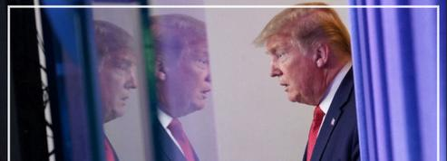 Donald Trump défend la «claustrophobie» des manifestants anti-confinement