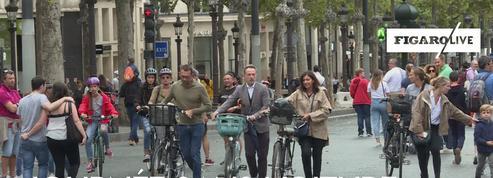 5ème édition de la journée sans voiture à Paris