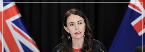Nouvelle-Zélande: la première ministre imperturbable lors d'un séisme en direct