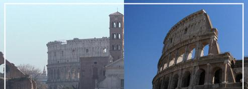 L'effet du confinement sur la pollution de l'air: ces monuments avant/après