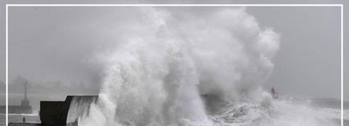 Tempête Ciara: la Normandie frappée par les rafales et les fortes marées