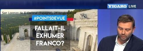 Fallait-il exhumer Franco?