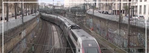 Coronavirus: des patients du Grand Est évacués en TGV