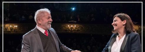 Hidalgo en campagne reçoit les dirigeants brésiliens Lula et Roussef