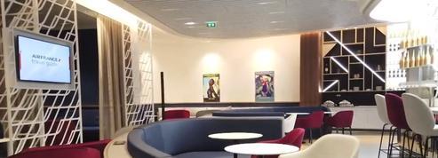 Orly : un nouveau salon international pour Air France