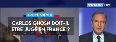 Carlos Ghosn doit-il être jugé en France?