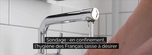 En période de confinement, seulement 67% des Français se lavent tous les jours