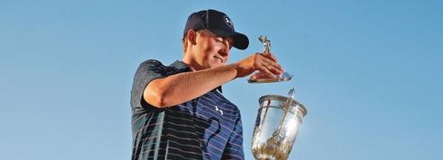 Jordan Spieth, l'homme qui gagne plus vite que Tiger Woods