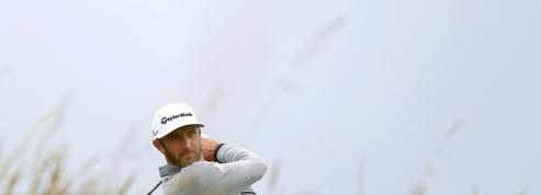 British Open: Ça souffle pour Dustin Johnson