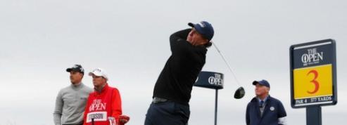 British Open : Stenson-Mickelson, le combat des chefs