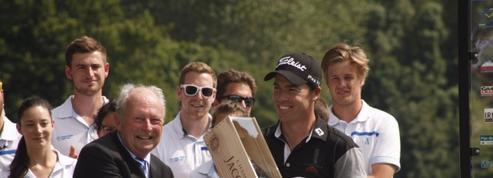Hauts-de-France Golf Open: Julien Guerrier s'impose à Saint-Omer