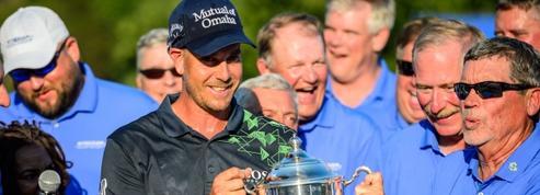 Wyndham Championship: Henrik Stenson déjà en mode playoffs