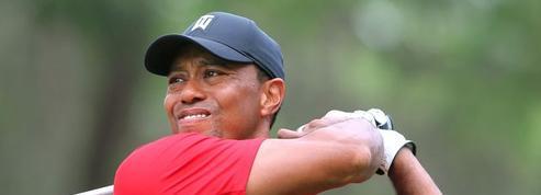 Tiger Woods est (bien) de retour