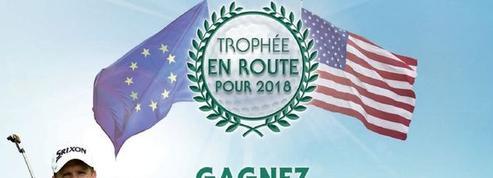 Trophée Open Golf Club « En route pour 2018 » au golf de la Sainte Baume