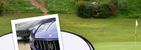 Maserati Golf Tour à la Salette les 14 et 15 avril