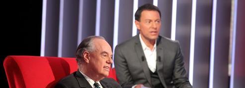 Frédéric Mitterrand invité du Divan de Marc-Olivier Fogiel