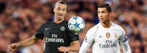 PSG/Real Madrid : Zlatan défie Ronaldo