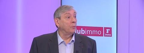 Club Immo Michel Mouillart, professeur d'économie et chargé des études de Clameur