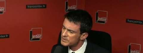 Attentat évité : Valls nie toute communication opportuniste liée au projet de loi renseignement