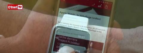 Test Apple Watch : nos premières impressions