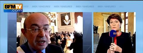 Mort de Jean Germain: Claude Greff, députée UMP, est bouleversée