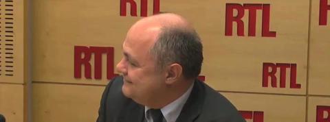 Bruno Le Roux aurait voté la loi sur le renseignement, même proposée par Sarkozy