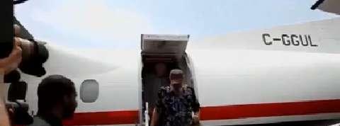 Mali: l'ancien otage néerlandais est arrivé à Bamako