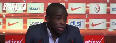 Mavuba prolonge à Lille pour y terminer sa carrière