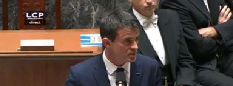 Valls : «La France ne pratique pas la surveillance de ses alliés»