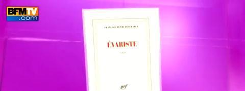 Le prix des lecteurs L'Express/BFMTV décerné à Evariste de François-Henri Désérable