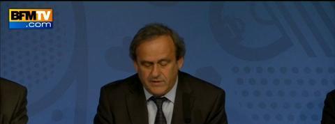 Valls à Berlin: Platini confirme le tête-à-tête avec le Premier ministre avant le match