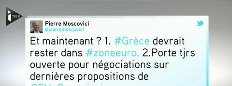 Les banques grecques fermées pour une semaine