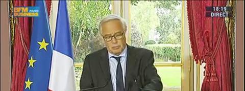 Thierry Mandon, secrétaire d'État chargé de la Réforme de l'État et de la Simplification (1/3) –