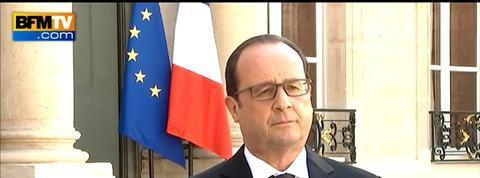 Attentat: le plan Vigipirate en alerte maximale dans la région Rhône-Alpes, dit Hollande
