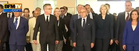 Attentat en Tunisie: Bernard Cazeneuve à Sousse pour rendre hommage aux victimes