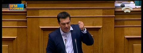 Grèce : les milieux d'affaires inquiets