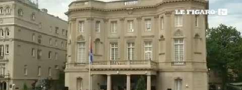 La nouvelle ambassade cubaine ouvre ses portes à Washington