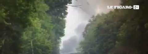 États-Unis : 5000 personnes évacuées après le déraillement d'un train de produits chimiques