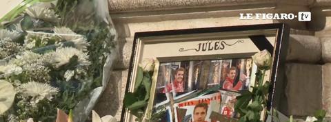 Des centaines de personnes présentes aux funérailles de Jules Bianchi