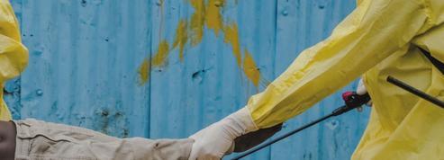 Les photos du siècle : l'horreur du virus ebola en une image