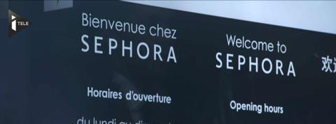 Les salariés de Sephora votent le travail de nuit