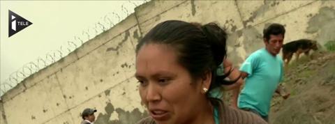 Au Pérou, le mur de la honte dénoncé par l'ONG Oxfam