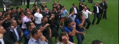 Les All Blacks rendent un dernier hommage à Jonah Lomu