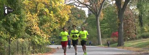 Aveugle, il s'apprête à courir le marathon de New-York