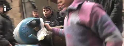 Syrie : Alep, au coeur d'une ville assiégée