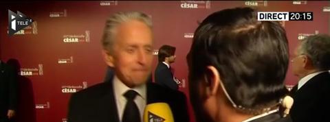 Michael Douglas se définit comme un connaisseur du cinéma français