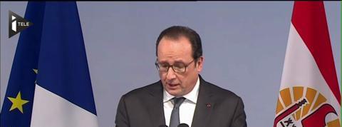 Polynésie : François Hollande reconnaît l'impact des essais nucléaires