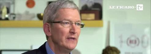 Tim Cook annonce qu'Apple ne cèdera pas au FBI