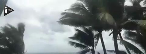 Les îles Fidji frappées par le plus fort cyclone jamais enregistré